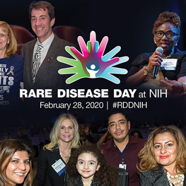 Join Us for Rare Disease Day at NIH 2020!