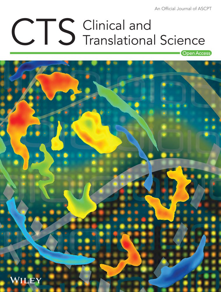 CTS journal cover