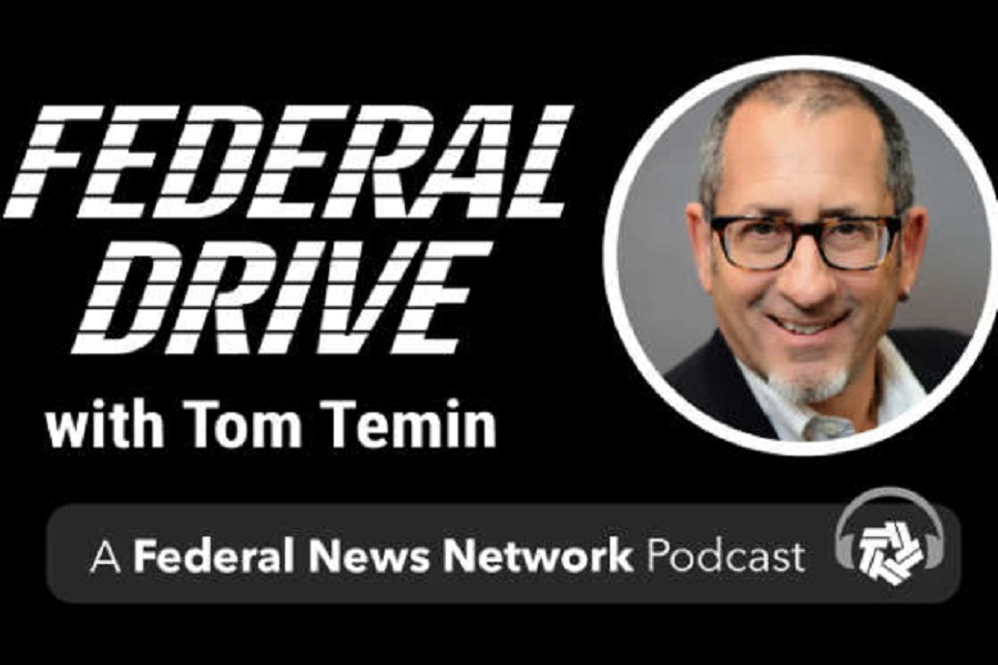 Federal Drive with Tom Temin podcast logo