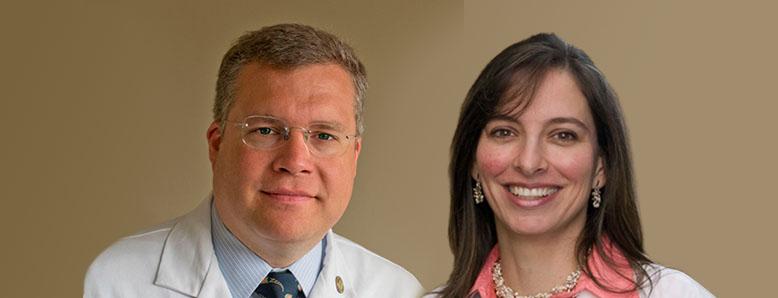 Dr. Nagele and Dr. Arbelaez
