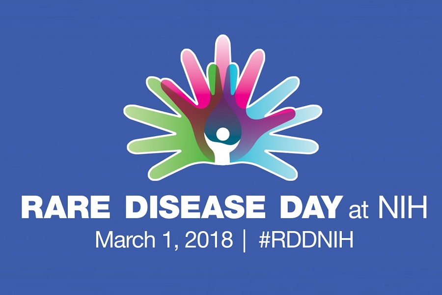 Rare Disease Day 2018 logo