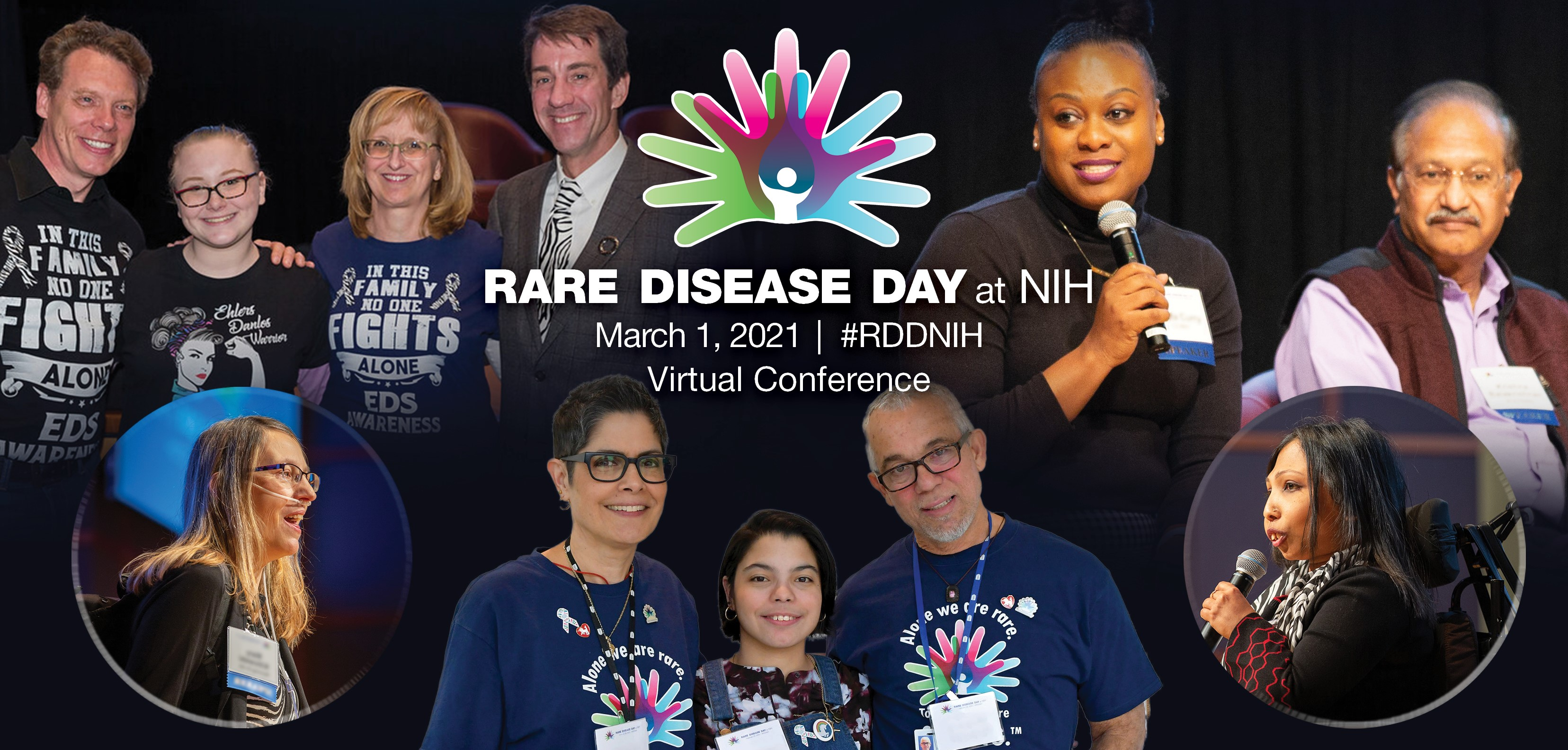 Rare Disease Day at NIH 2021