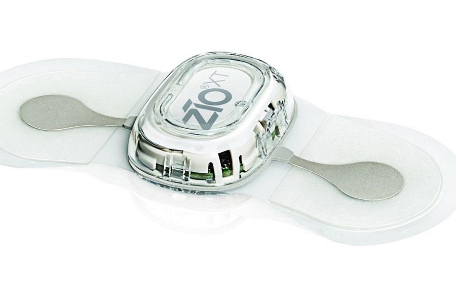 Wearable heart monitor