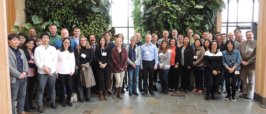 Participants from the October 2016 Assay Guidance Workshop.