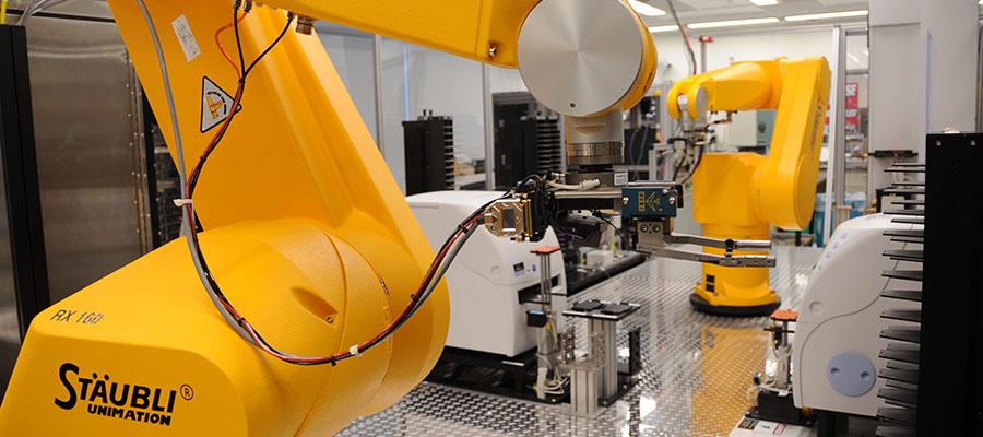 NCATS Robots