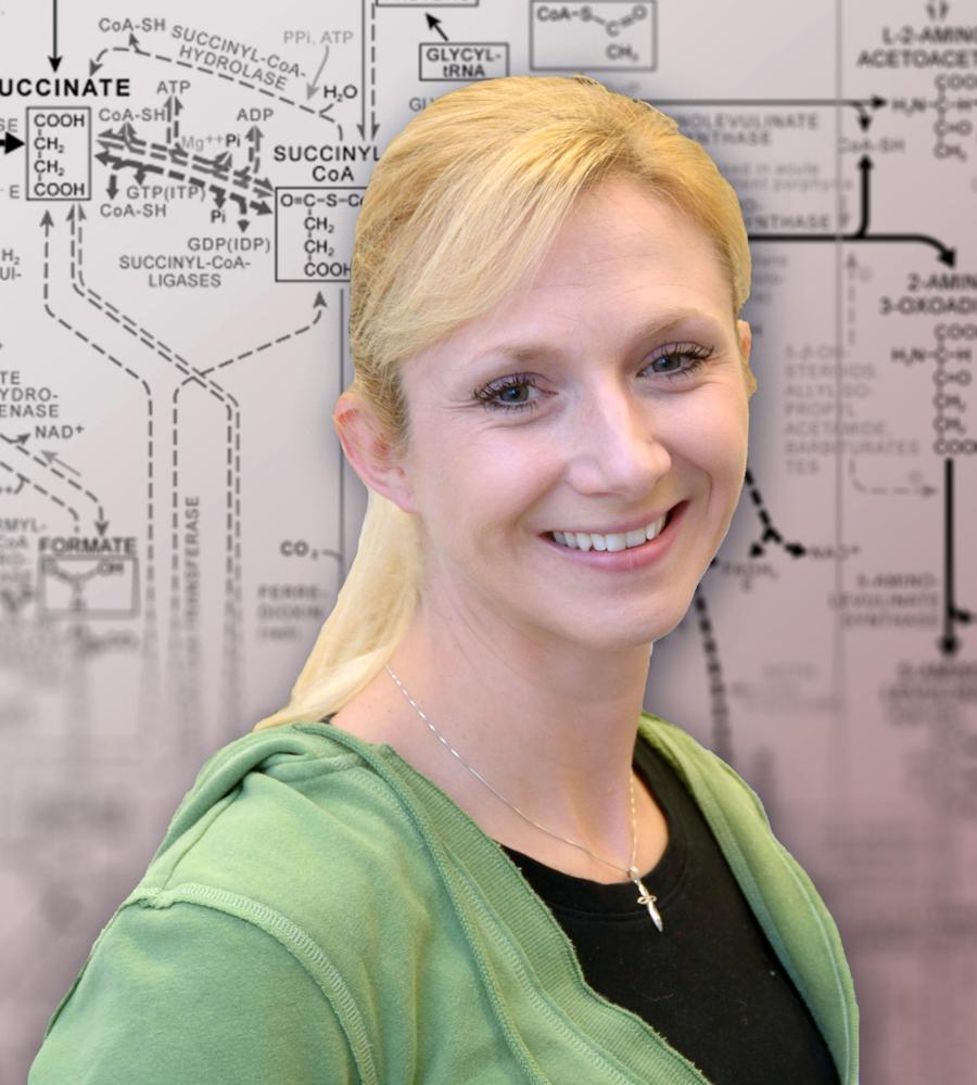 Patricia K. Dranchak, Ph.D.