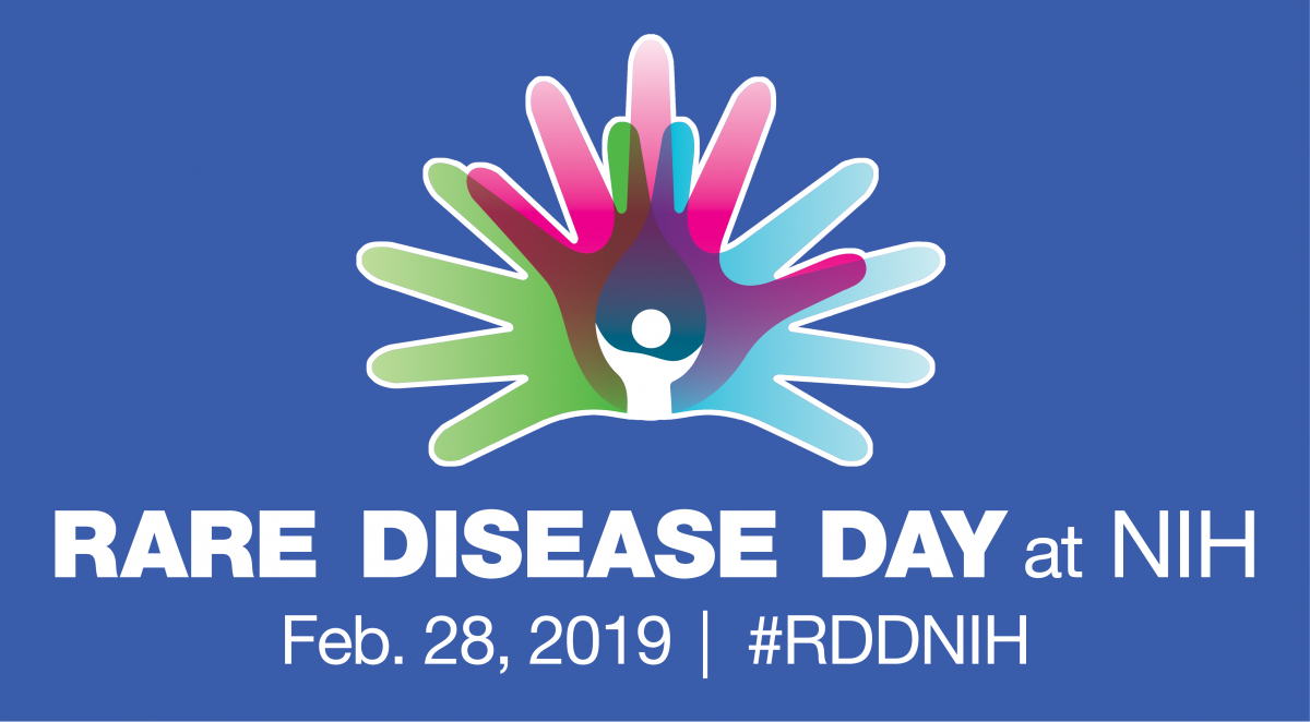 Rare disease day 2019 logo