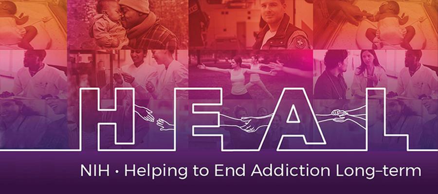 NIH HEAL banner image