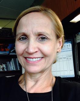 Mary Purucker, M.D., Ph.D.