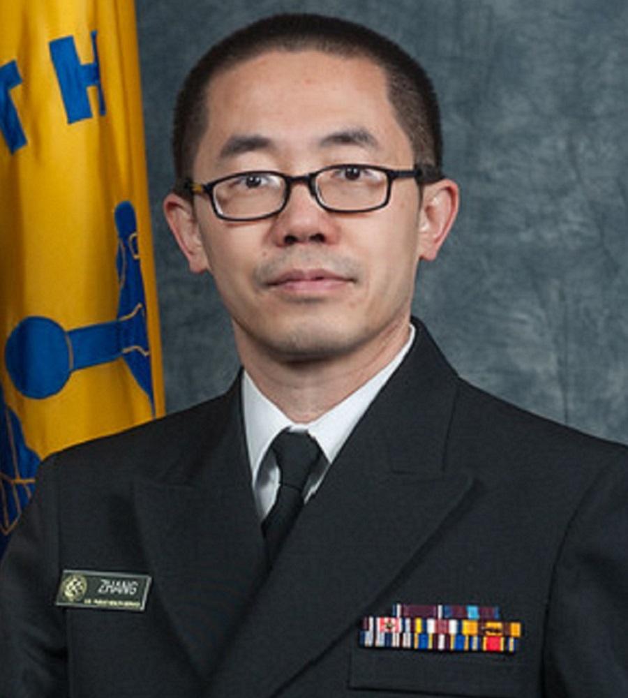 Xinzhi Zhang, M.D., Ph.D., FACE, FRSM