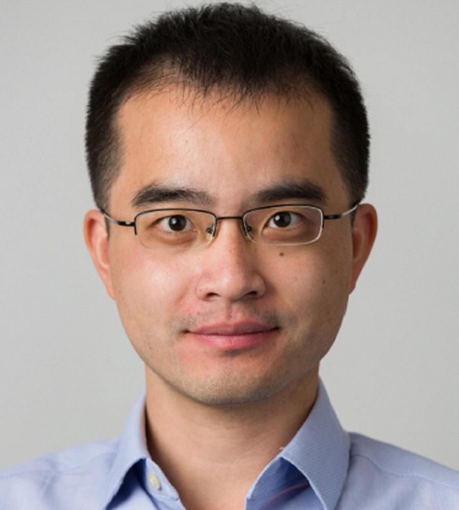 """Yu """"Robin"""" Chen, Ph.D."""