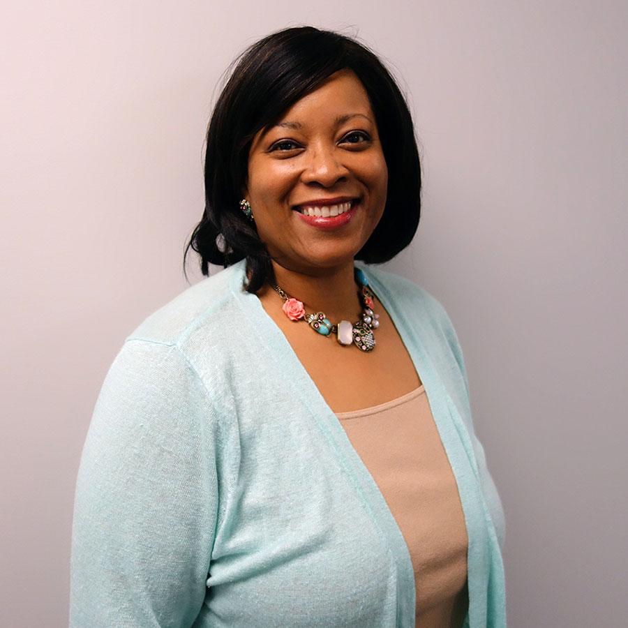 Patricia Jones, Dr.P.H., M.P.H.