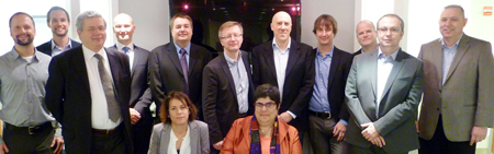 Meeting participants from the Translational Science on the Global Stage meeting held Dec. 9-10, 2014